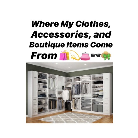 Mia Belle Accessories - To Get To Know My Closet, Please Read 🙂